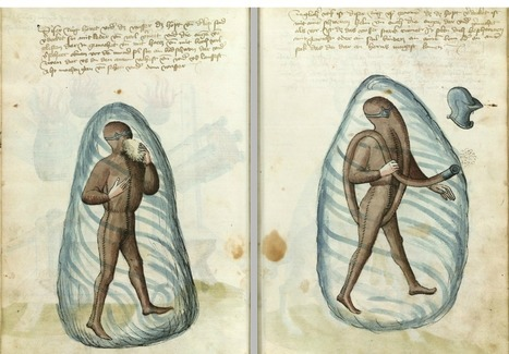 Les incroyables manuscrits de Talhoffer | Bureau de curiosités | Scoop.it