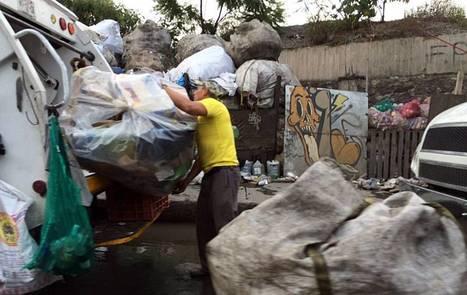 La Ciudad de México no sabe qué hacer con su basura | De #Residuos y la #EconomíaCircular... | Scoop.it