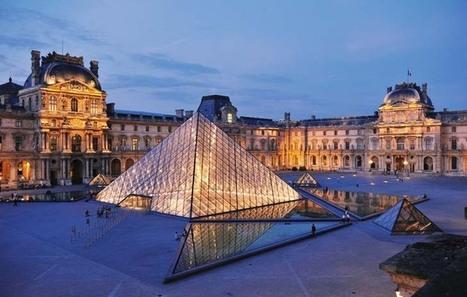 Une nouvelle stratégie de marque pour le Louvre   Musées nationaux   Scoop.it