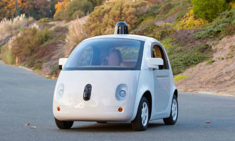 Un láser de 50 euros frena en seco el coche robótico de Google - elEconomista.es | Automotive Development | Scoop.it