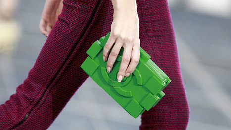 karl lagerfeld designs LEGO clutches for chanel | designboom | Beautiful art and Architecure | Scoop.it