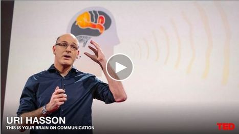 "TED Talk: Uri Hasson ""This is Your Brain on Stories"" 
