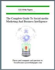 "Social Media ROI: 120 Page Guide To Social Media Marketing and Business Intelligence | L'impresa ""mobile"" 