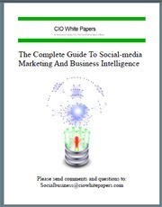 Social Media ROI: 120 Page Guide To Social Media Marketing and Business Intelligence | Market to real people | Scoop.it