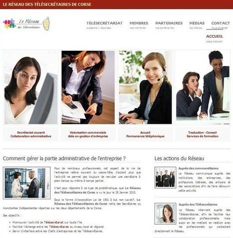 Le Réseau des Télésecrétaires de Corse | Télésecrétariat | Scoop.it