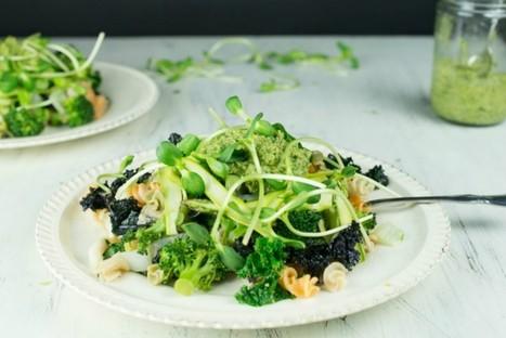 10 Healthy Vegan Omega 3-Rich Recipes | My Vegan recipes | Scoop.it