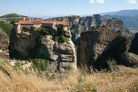Visiting Meteora and the Monasteries | Across Greece | travelling 2 Greece | Scoop.it