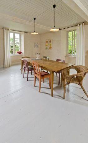 Repeindre un plancher en bois   au quotidien   Scoop.it