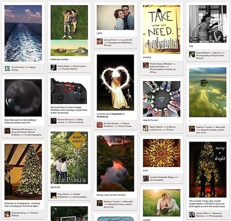 Pinterest: Inspiration for Photographers | Kol Tregaskes Photography Blog | Scoop.it