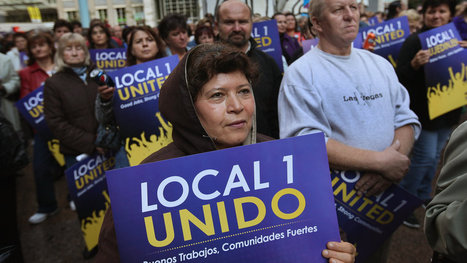 The Supreme Court could cut union membership in half | Labor and Employee Relations | Scoop.it