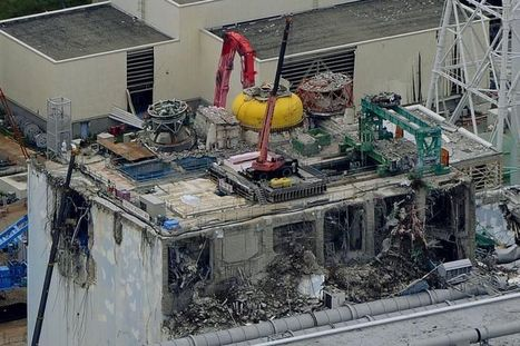La piscine de Fukushima fait trembler la planète | Japan Tsunami | Scoop.it