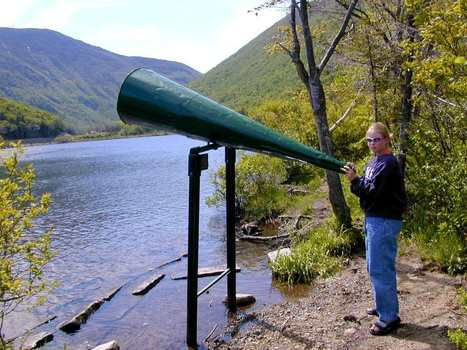 Les échos du lac | DESARTSONNANTS - CRÉATION SONORE ET ENVIRONNEMENT - ENVIRONMENTAL SOUND ART - PAYSAGES ET ECOLOGIE SONORE | Scoop.it