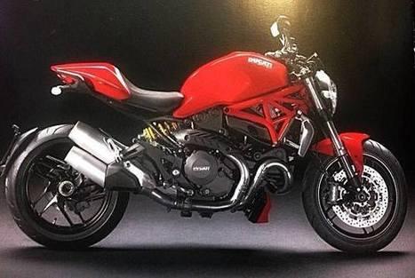 The new Monster Tastastretta 11 | Ducati news | Scoop.it