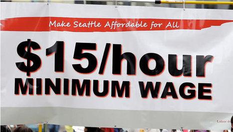 SEATTLE'S MINIMUM WAGE CRASH: $15 to ZERO! Profits Tumble!   Littlebytesnews Current Events   Scoop.it