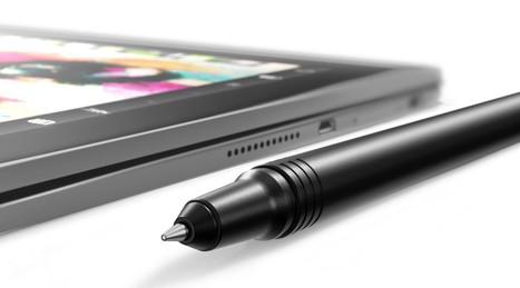 Cómo escoger el mejor lápiz digital para tu tablet | Educacion, ecologia y TIC | Scoop.it