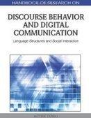 Handbook of Research on Discourse Behavior and Digital Communication - Fox eBook | Discourstion | Discurciones | Scoop.it