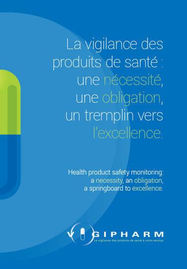 La nouvelle brochure Vigipharm 2016   Vigilances sanitaires, Pharmacovigilance, Cosmétovigilance, Matériovigilance, toxicovigilance, nutrivigilance, pharmacovigilance vétérinaire   Santé NTIC   Scoop.it