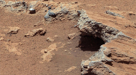 Curiosity Finds Evidence of Ancient Streambed on Mars | Geology | Scoop.it