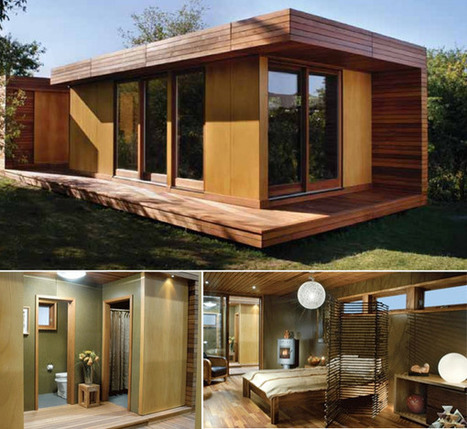 tiny houses – small dwellings of every shape and size   Small All Season Homes On Wheels   Scoop.it