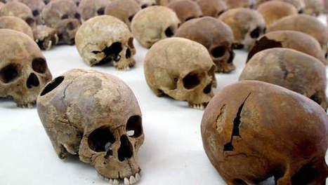 36 menselijke schedels ontdekt bij Italiaan in Burundi | actua sibel | Scoop.it
