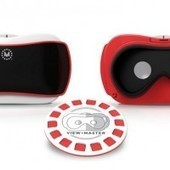 Mattel Gives Classic View-Master Toy a Modern VR Makeover | cool stuff from research | Scoop.it