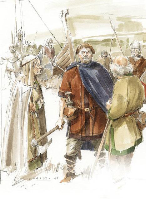 à la recherche des traces vikings dans l'ADN normand : une enquête britannique qui interpelle | Enseigner l'Histoire-Géographie | Scoop.it