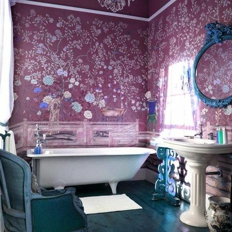 Bathroom Wallpape   Bathroom Wallpaper   Scoop.it