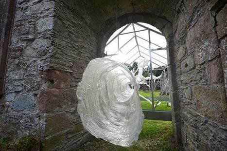 Pat van Boeckel & Karin van der Molen: Gimme Shelter   Art Installations, Sculpture, Contemporary Art   Scoop.it