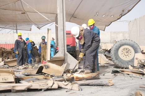 Scrapping equipment key to Afghan drawdown   Upsetment   Scoop.it