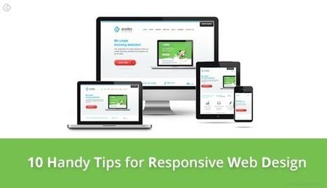10 Handy Tips for Responsive Web Design | Web Design | Scoop.it