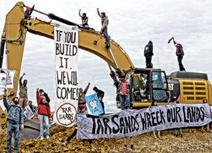 Demonstrators Halt Construction at Proposed Utah Tar Sands Site | EcoWatch | Scoop.it