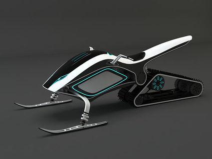 Et la motoneige fut tronifiée ! | Concept  design | Scoop.it
