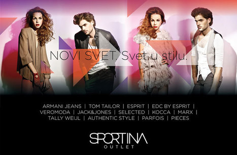 Sportina outlet :: FashionParkOutlet Inđija ::. | Fashion Park Outlet Center Indjija | Scoop.it