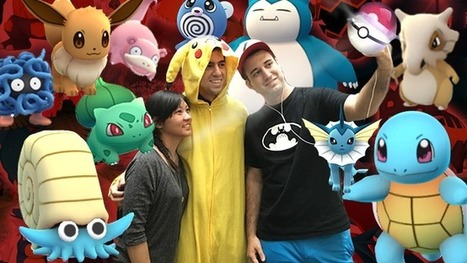 Marriott Is Sponsoring One Guy's Quest to Catch All the Pokemon | Travel & Tourism | Scoop.it