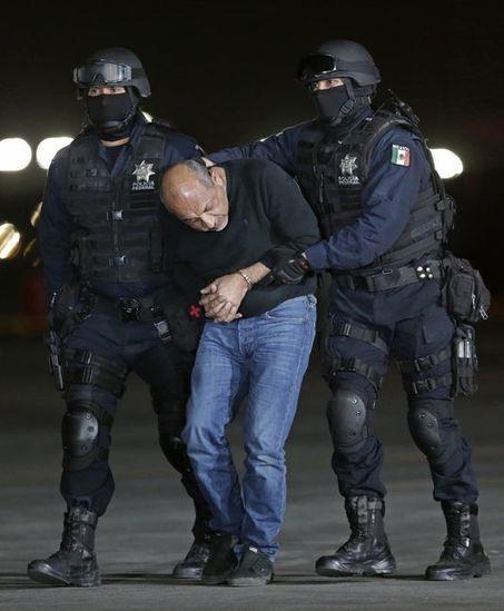 Au Mexique, fin de partie pour «La Tuta», chef d'un cartel entre secte et mafia | Mexique | Scoop.it