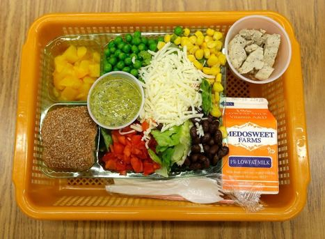 A Taste of Different School Lunches Around the World | Food issues | Scoop.it