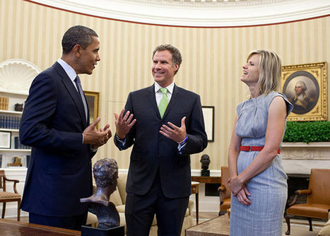 Will Ferrell's Funny or Die and Oprah Sell Obamacare | Where to Save Big on Healthcare Reform | Scoop.it