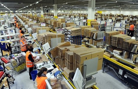My Two Months of Seasonal Work at an Amazon Fulfillment Center — The Billfold — Medium | Mind Your Business! | Scoop.it