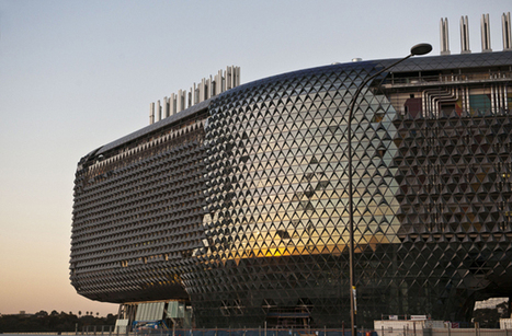 South Australian Health and Medical Research Institute by Woods ... | Woods Bagot | Scoop.it