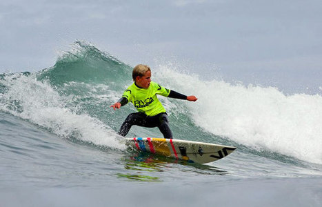 Eight-year-old signs on with Richmark Holdings   Gavin Varejes - sport and philanthropy   Scoop.it