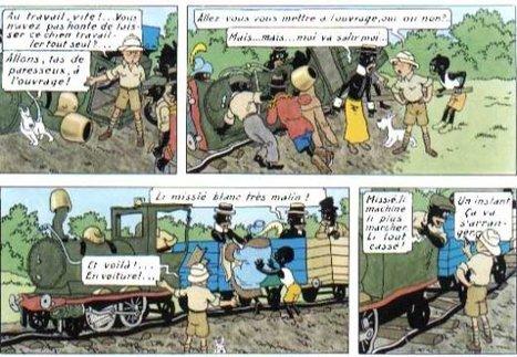 « Tintin au Congo n'est pas raciste », selon un conseiller juridique belge. | BiblioLivre | Scoop.it