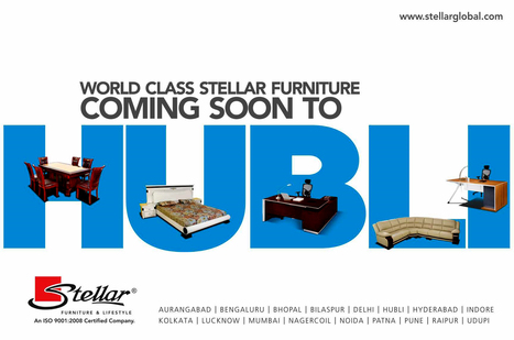 Launching Furniture Store in Hubli | StellarGlobal | Scoop.it