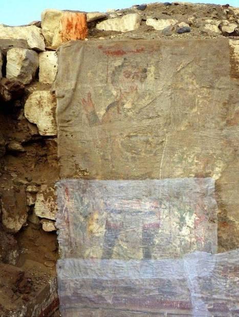 'Early image of Jesus' found in the remains of ancient Egyptian tomb - Metro | Collapse of Civilizations | Scoop.it