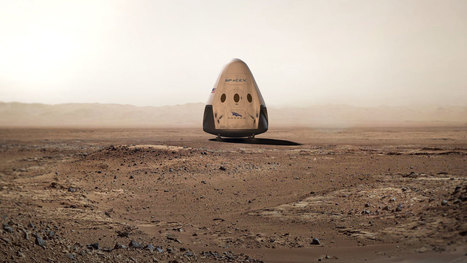 Las Vegas bets that SpaceX will make it to Mars before NASA | The NewSpace Daily | Scoop.it