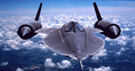 SR-71 Blackbird Pilot Trolls Arrogant Fighter Pilot with Ground Speed Check. | Police Problems and Policy | Scoop.it