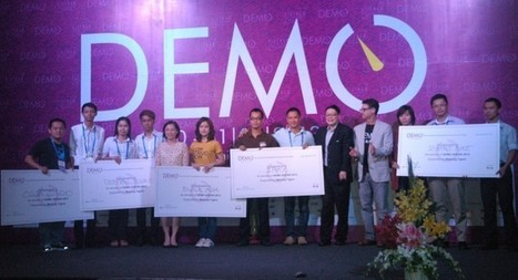 The 5 Southeast Asian startup winners at DEMO ASEAN | Vietnam Startup | Scoop.it