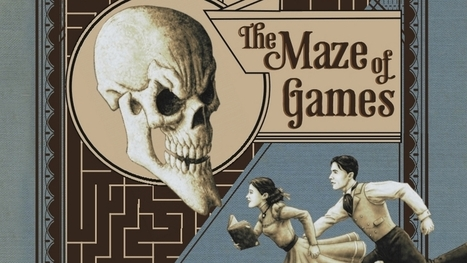 Enter The Maze of Games, A Novel Made Of Puzzles   Strange days indeed...   Scoop.it