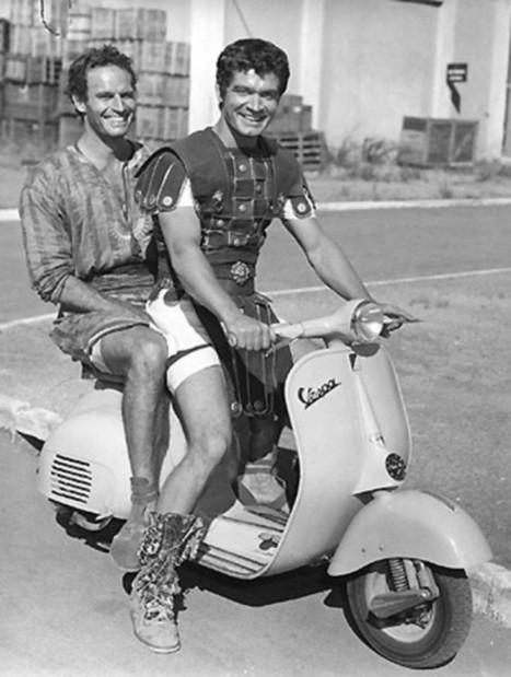 Ben Hur - The Scooter Years | Vespa Stories | Scoop.it