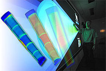 BISON helps researchers create complex nuclear fuel simulations | Nuclear Physics | Scoop.it