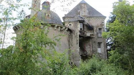 Patrimoine. 13 000 € collectés pour sauver le château de Vair à Anetz | Evénements patrimoine | Scoop.it